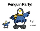 Penguin Party! Take Home Bag