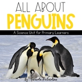 Penguins Unit: Fact Pages, Life Cycle, Interactive Noteboo