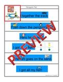 Penguin Pat {Board Game Visual}