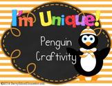 Penguin Pattern- I'm Unique!