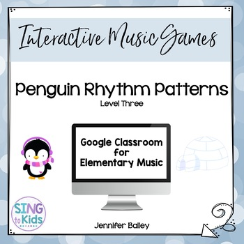 Penguin Patterns Level 60 An Interactive Rhythm Pattern Game By Classy Rhythm Patterns