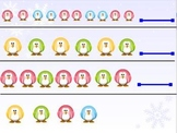 Penguin Patterns SMARTboard Activity
