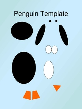 Penguin Penguin What Do You See?