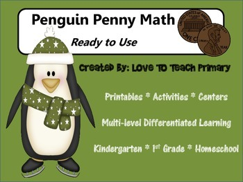Penguin Penny Math