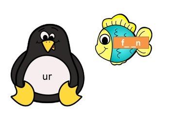 Penguin Phonics: er, ir, ur