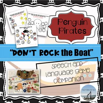 Penguin Pirates Game Companion
