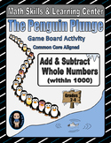 Winter Math Skills & Learning Center (Add & Subtract Within 1000)