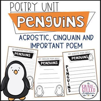 Penguin Poetry (Print and Go)