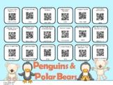 Penguin & Polar Bear QR Codes