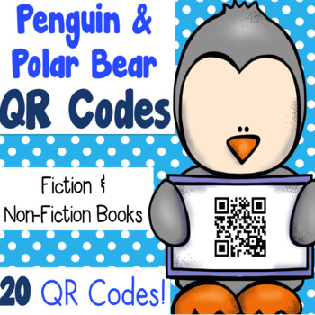 Penguin & Polar Bear QR Codes