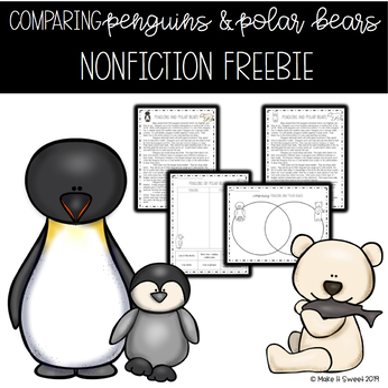 Penguin & Polar Bears Freebie!