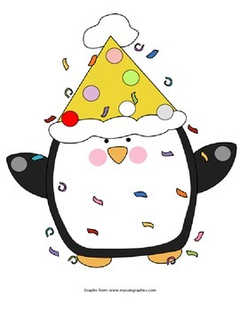 Penguin Pom Pom Activity
