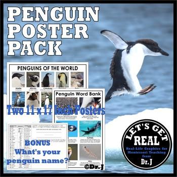 Penguin Poster Pack