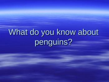 Penguin Power Point