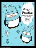 Penguin Practice: First Grade Reading & Math Common Core Practice