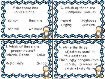 Penguin Practice Language Arts Review