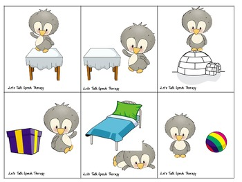 Penguin Prepositions
