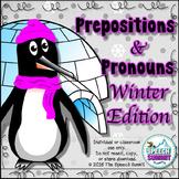 Prepositions & Pronouns {Winter Edition}