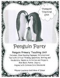 Penguin Primary ELA Teaching Unit Close Reading Passages and more!
