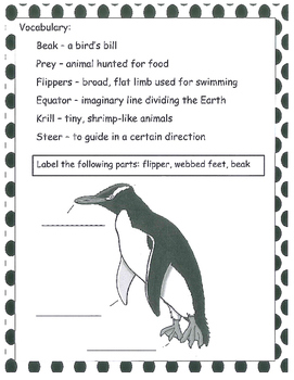 Penguin Primary ELA Teaching Unit Close Reading Passages and more!