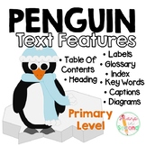 Penguin Primary Non-Fiction Text Features