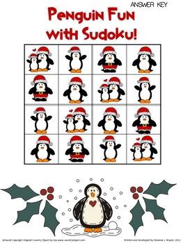 Penguin Primary Sudoku