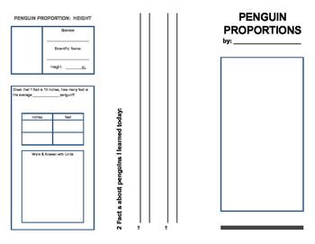 Penguin Proportions Brochure