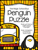 Penguin Puzzle Magic School Bus Book Companion (Chapter Book Series)