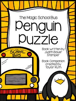 Penguin Puzzle Magic School Bus Book Companion (Chapter Book Series)