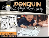 Penguin Puzzle Provocations or Hooks (Penguin Species)