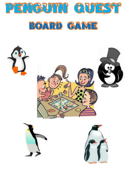 Penguin Quest Board Game