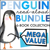 Penguin Read-Aloud Activities Bundle