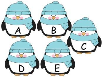 Penguin Read The Room Alphabet Adventure