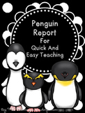 Penguin Report