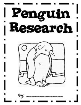 Penguin Research - Guiding Handout