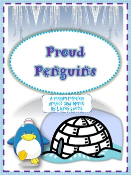 Penguin Research Project (and Penguin Plot!)