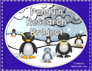 Penguin Research Report Project