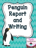 Penguin Research Report and Writing