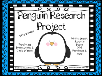 Penguin Research project
