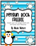 Penguin Research with Nonfiction Text Features {Freebie}