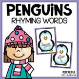 Penguins Rhyming Game