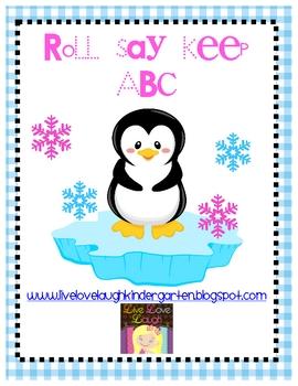 Penguin Roll Say Keep ABC