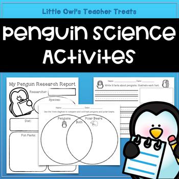 Penguin Science Activities