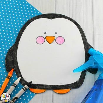 Penguin Science Experiment
