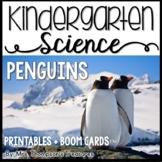 Penguin Kindergarten Science NGSS