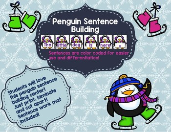 Penguin Sentence Building