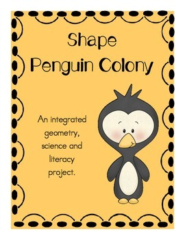 Penguin Shape Colony (An integrated geometry, science and