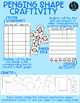Penguin Shape Craftivity