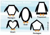 Penguin Shape Match