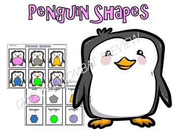 Penguin Shapes